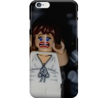 Lego Zombies - close up iPhone Case/Skin