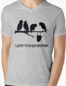 Hearing My Own Drummer dark T-Shirt