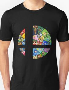 Smash Bros Character Smash ball Unisex T-Shirt
