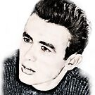 Digital Magic Series: James Dean 01 by Rebecca Richardson