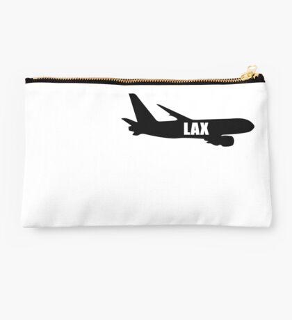 LAX plane Studio Pouch