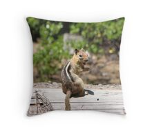 AAAAHHHH Throw Pillow