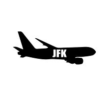 JFK airplane by jerasky