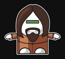 Robo-Jesus by robotrobotROBOT
