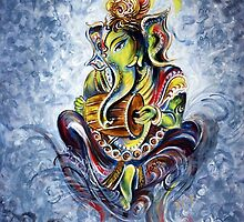 Ganesha 1 by Harsh  Malik