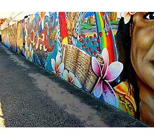 Beachfront Art, Bondi Beach Photographic Print