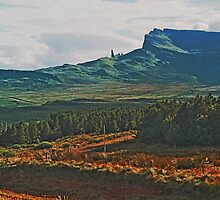 The Old man of Storr by WatscapePhoto