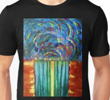 The Curtain of Mysteries Unisex T-Shirt