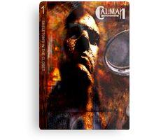 CALMAN COVER Metal Print