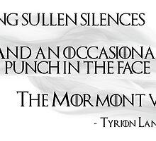 Long sullen silences... by Pentax25