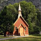The Chapel in Yosemite by CherylBee