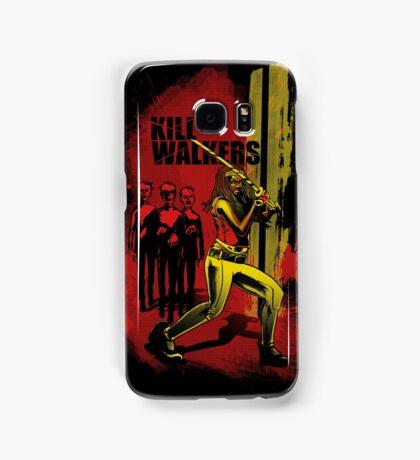 Kill Walkers  Samsung Galaxy Case/Skin