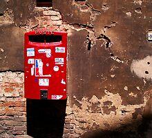 Postbox by Rick  Senley