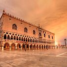 Palazzo Ducale (Doge&#x27;s Palace) by Christophe Testi