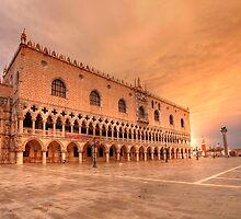 Palazzo Ducale (Doge's Palace) by Christophe Testi