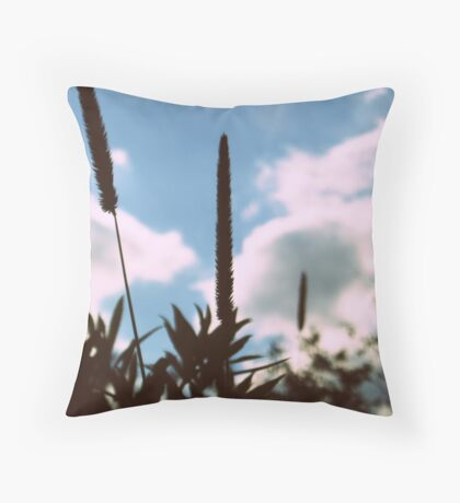 We Will Become Silhouettes Throw Pillow