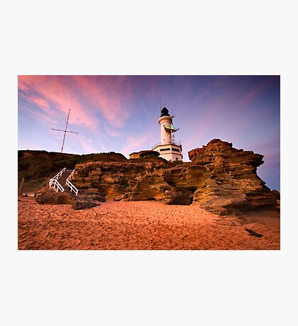 Point Lonsdale Lighthouse Photographic Print
