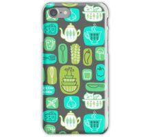Pyrex Critters iPhone Case/Skin