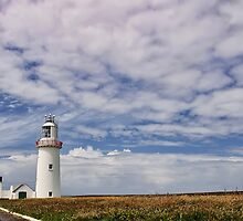 loop head lighthouse, county clare, ireland by upthebanner