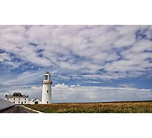 loop head lighthouse, county clare, ireland Photographic Print