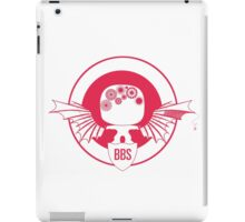 BBS Avatar Logo iPad Case/Skin
