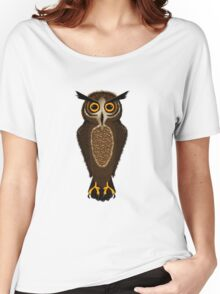 Owl buy this design Women's Relaxed Fit T-Shirt