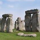 Stonehenge by Linda Hardt