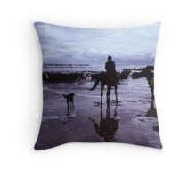 Xing the Thornton River Throw Pillow