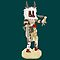 Badger Kachina by Carole Boyd