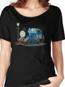 Banksy Thomas The Tank Engine Women's Relaxed Fit T-Shirt