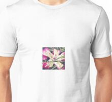 Spotted tropical flower Unisex T-Shirt