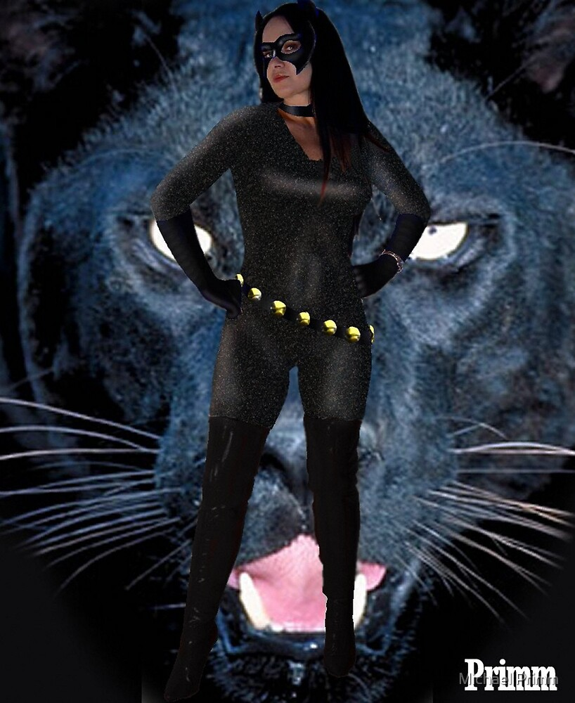 Cat Woman by Michael Primm