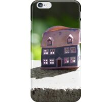 Melted House iPhone Case/Skin