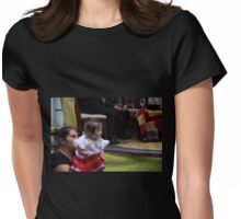 Cuenca Kids 632 Womens Fitted T-Shirt