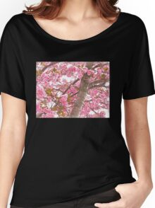 Pink Canopy of Love Women's Relaxed Fit T-Shirt