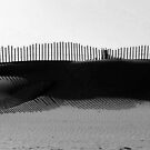 Sand, Shadows And Fences by hatterasjack
