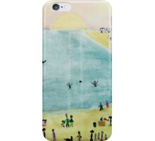 Matchstick Seaside iPhone Case/Skin