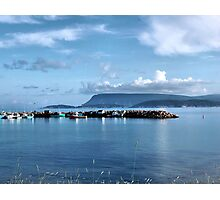 Ingonish Harbour Photographic Print