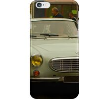 Volvo  P 1800 S  -  1963 - Vintage Swedish Car iPhone Case/Skin