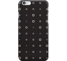 180 polka dots iPhone Case/Skin