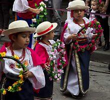Cuenca Kids 633 by Al Bourassa