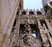Duomo di Milano - side details by sstarlightss