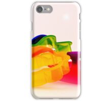 Colorful Cookie Cutters iPhone Case/Skin