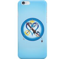 Keyblades iPhone Case/Skin