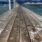 Bridge to Nowhere by Mark van den Hoek