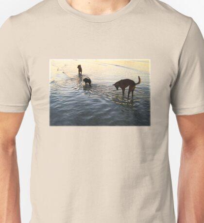 Amazing Thai Beach Dogs Unisex T-Shirt