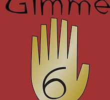 Gimme 6 by TrollPeco