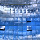 Checkboard Sky, Grenoble France by Beth A