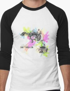 Misterwives Watercolor Men's Baseball ¾ T-Shirt