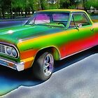 1964 Chevy Chevelle by kenspics